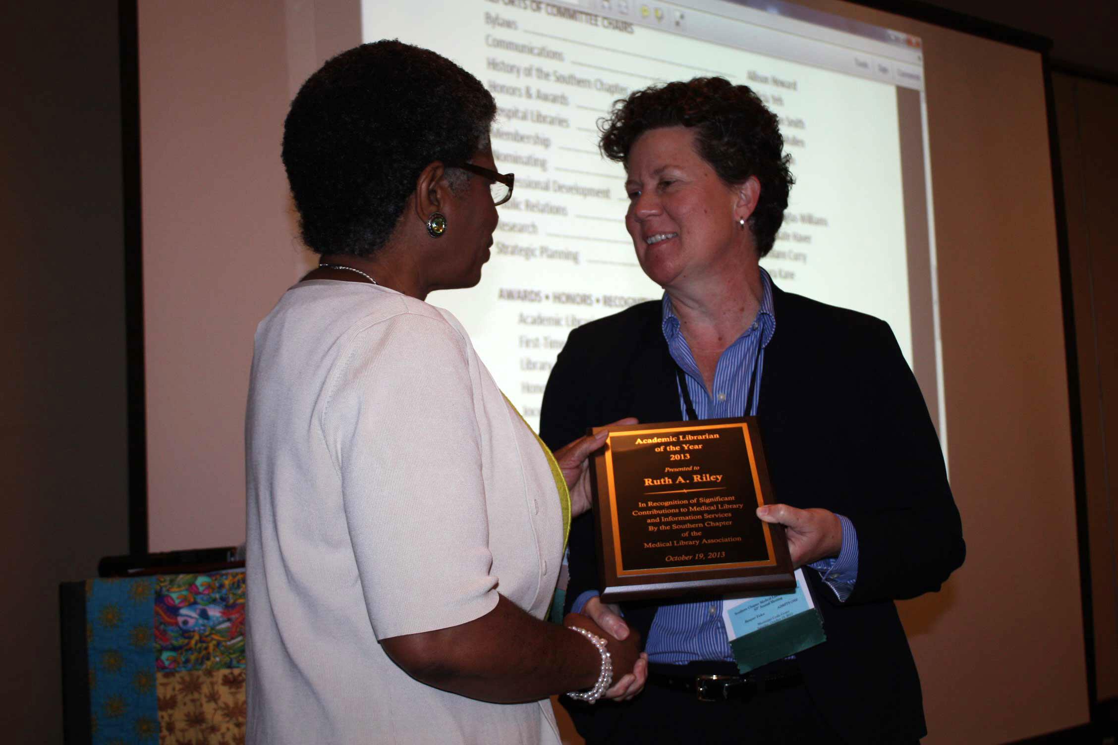 Ruth Award